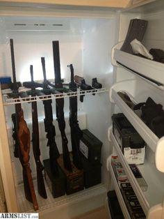 40 Best Diy Gun Safe Images Firearms Gun Safes Coffer