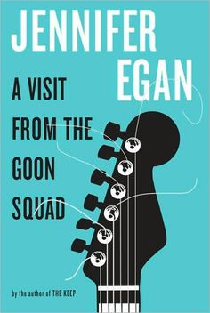 A Visit From the Goon Squad by Jennifer Egan: Working side-by-side for a record label, former punk rocker Bennie Salazar and the passionate Sasha hide illicit secrets from one another while interacting with a motley assortment of equally troubled people from 1970s San Francisco to the post-war future.