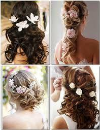 Peinados peinados novias semirecogidos peinados moda blogspot com es