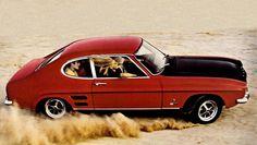 1968-1973 FORD Capri Mk I 3000