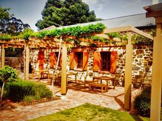 The stunning Murray Street Vineyards is one of the venues you can amongst Elli Beer Catering this Barossa Gourmet Weekend, 15-17 August 2014. Serving delicious share platters and gourmet popcorn from 11 am to 4 pm.