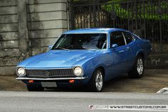 My first car shared with my brother in high school. Didn't look as pretty as this one but it was the same color! Ford Maverick, First Car, Love Car, Street Rods, Muscle Cars, Cool Cars, Mustang, Transportation, Classic Cars