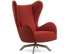 "Felix Swivel Lounge Chair by Gijs Papavoine for Montis 31.1"" w 