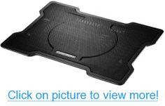 Cooler Master NotePal X-Slim Ultra-Slim Laptop Cooling Pad with 160mm Fan (R9-NBC-XSLI-GP) #Cooler #Master #NotePal #X_Slim #Ultra_Slim #Laptop #Cooling #Pad #160mm #Fan #R9_NBC_XSLI_GP