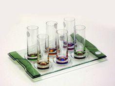 italian shot glasses | 40970 derby double shot glasses set of 6 3½ 40960 Glass Flowers, Glass Birds, Double Shot, Venetian Masks, Shot Glasses, Murano Glass, Derby, Barware, Glass Art