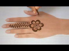Easy Beautiful Mehndi - New Stylish Full Hand Mehndi Design Step by Step - आसान मेहँदी लगाना सीखे - YouTube Full Hand Mehndi Designs, Henna Designs, Beautiful Mehndi, Holiday Crafts, Ali, Make It Yourself, Tattoos, Health, Makeup