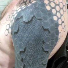 27 Frighteningly Realistic 3D Tattoos @ilykenet