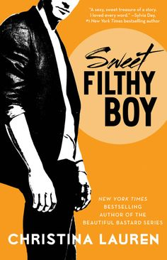 Christina Lauren's Sweet Filthy Boy, book 1 of Wild Seasons series book review #NezzyReads