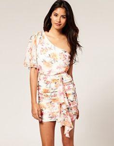 bd48f3f5fd1b ASOS Flora Dress -  27.69 on  ClozetteCo