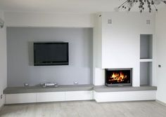 Contemporary fireplaces 05