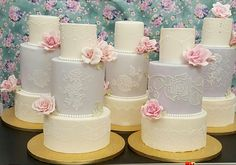 Cours Wedding Cakes, 9 novembre 2015 chez Genevacakes School Shopping, Pillar Candles, Cake Toppers, Wedding Cakes, November, Wedding Gown Cakes, Wedding Cake, Taper Candles, Wedding Pies