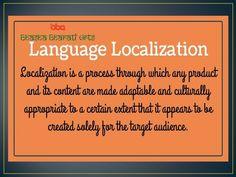 Localization Services in Mumbai, Pune, Bangalore, Hyderabad, Delhi India Delhi India, Target Audience, Hyderabad, Language, Languages