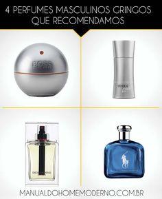 Confira nossa lista de perfumes internacionais que você TEM QUE TER.