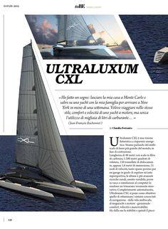 #superyacht UltraluxumCXL