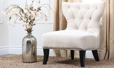 Groupon - Vista Microsuede Lounge Chair in [missing {{location}} value]. Groupon deal price: $299.99