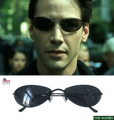 b081ccfcd4 Matrix Neo Glasses are super lightweight
