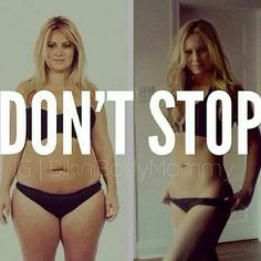 DON'T STOP!!