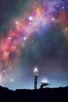 Roubando estrelas