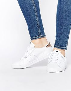 BOUGHT - Miss Smith white sneakers - best shoes ever!!!