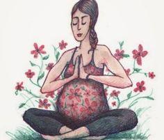 yoga para gestantes - Pesquisa Google