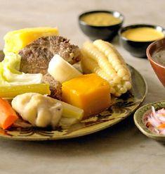 (Recipe In Spanish/Receta En Espanol) Sancochado limeño actual (Para 4 Personas) : Comida Peruana