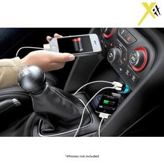 Xit Mini Dual-USB Super Fast Car Charger - Assorted Colors