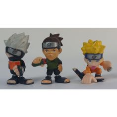 Naruto  3 Second Hand Figurines Japangoodsshop Items from Japan :  New & Used Thousands of items. Unique Gifts, Fashion, Games, Toys, Hobbies, Collector's Items, Foodstuff, Home Decor and more.