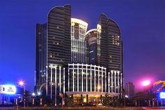 Hotel Deal Checker - Sheraton Shenzhen Futian Hotel