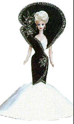 Bob Mackie Diamond Barbie Doll