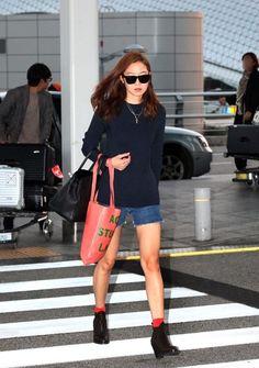 Lee Sun Kyun, Gong Hyo Jin, K Idol, Korean Artist, Airport Style, Hermes Birkin, Celebs, Celebrities, Chic