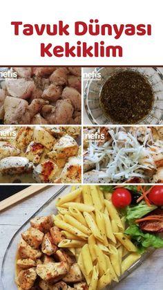Tavuk Dünyası Kekiklim – Nefis Yemek Tarifleri Chicken World Thyme – Leckere Rezepte Food Design, Gluten Free Biscuits, Turkish Recipes, Homemade Beauty Products, Food Pictures, Food And Drink, Yummy Food, Delicious Recipes, Health Fitness