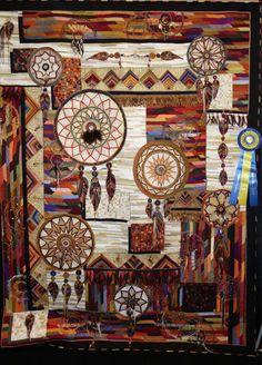 Dream Catcher quilt