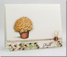 Inspired by the Front Porch - Fall - Barbara Anders