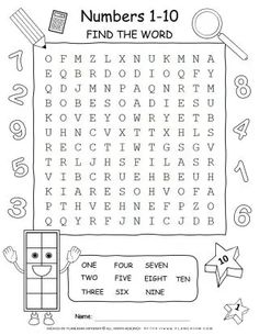 Word Search Puzzles | Planerium