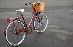 Raleigh Cameo by Eduard Piél Raleigh Bikes, Folding Bicycle, Alley Cat, Bicycle Women, Vintage Bicycles, Phoenix, Restoration, China, Colorful