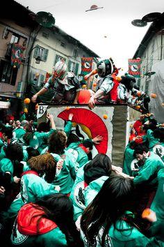 Carnival Ivrea ***Tuchini by Stefano Bassetti