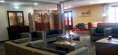 Salón social - Puerta del Oriente-