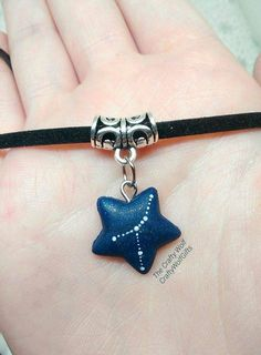 Hi everyone!, , As you're probably well aware by now I've created a series of constellation chokers ...