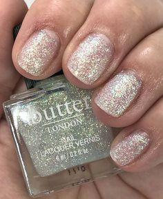 Aura Butter London, Glitter Nail Polish, Swatch, Google, Image, Beauty, Vorlage