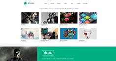 ST Balo - One Page Joomla Template  Offering responsive design, easily usable with any mobile device like tablet or mobile phone