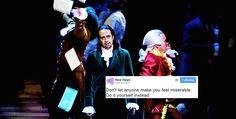 Hamilton and Tweets
