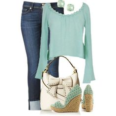 Fav colors, great style!