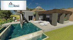 Planos de Casas - Cabo Esmeralda (Versión 2013) Realizado con Lumion 3D
