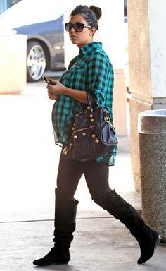 Kourtney Kardashian Pregnant Fashion: Love it or Leave it | Rock Me Fabulous | Style. Beauty. Life
