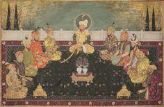 The Arts of Islam Masterpieces #vintagemaya #Mughal lifestyle #vintage inspiration #Mughal art #Mughal tradition