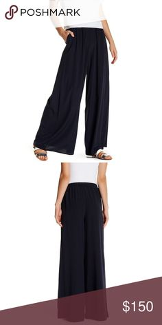 595bc294b9ae6 NWT Bella Luxx Wide Leg Silk Palazzo Pant Luxurious like the ladies of  Italy, these. More information. More information. NWOT Alo Yoga Idol Legging  ...