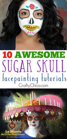 sugar-skull-facepainting