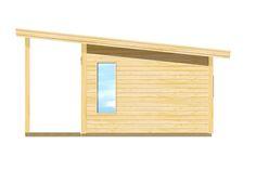 Vierasmaja Lillevilla 360 ikkunallinen sivu
