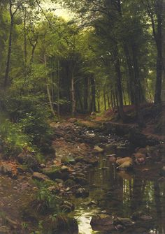 by Armand Cabrera   Peder Mork Monsted was born in 1859 in Denmark. At 16 he enrolled in the Academy at Copenhagen where he studied under An...