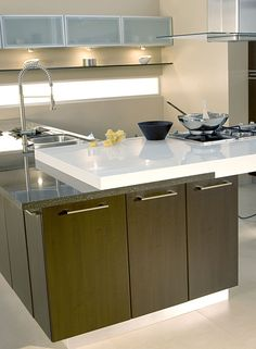 Dale un estilo diferente a tu cocina.